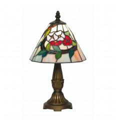 "Belle Tiffany Table Lamp 8"""