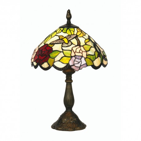 "Aspen Tiffany Table Lamp 12"""