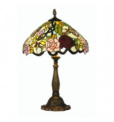 Aspen Tiffany Table Lamp 16""