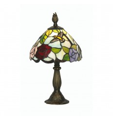 Aspen Tiffany Table Lamp 8""