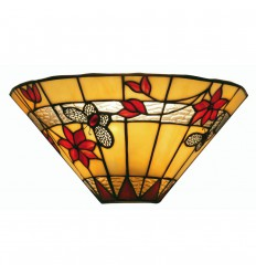 Butterfly Tiffany Wall Lamp