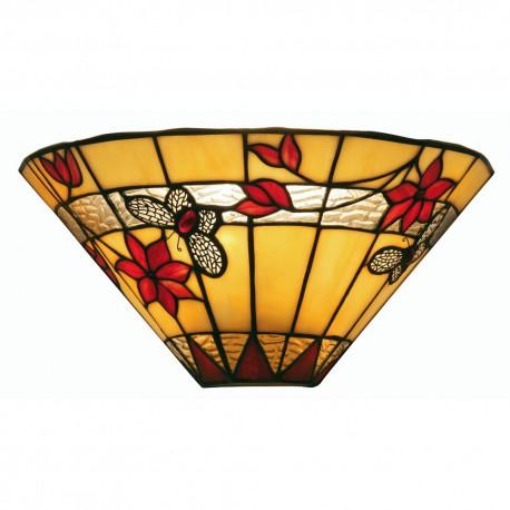 Butterfly Tiffany Wall Lamp