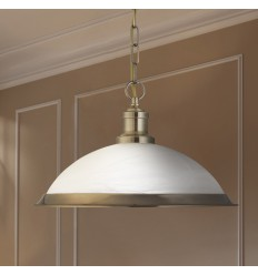 Bistro 1 Light Industrial Pendant