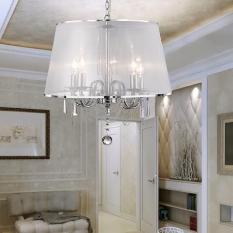 Venetian 5 Light Ceiling Fitting