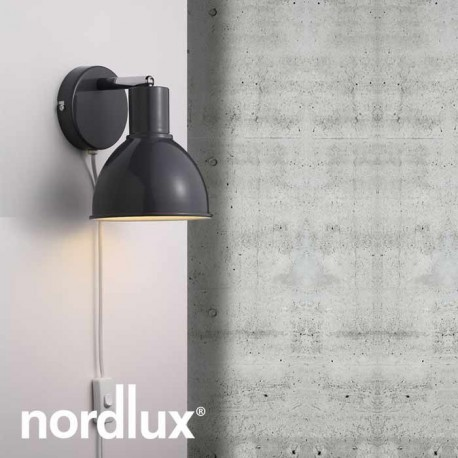 100% authentic 42a42 b8ca4 Pop Wall Light from Nordlux - Hegarty Lighting Ltd.