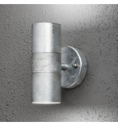 Modena Up/Down Light Galvanised
