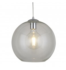 Ball 30cm One Light Round Pendant