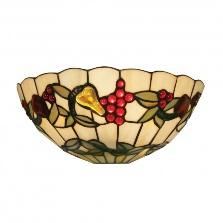Fruit Tiffany Wall Light