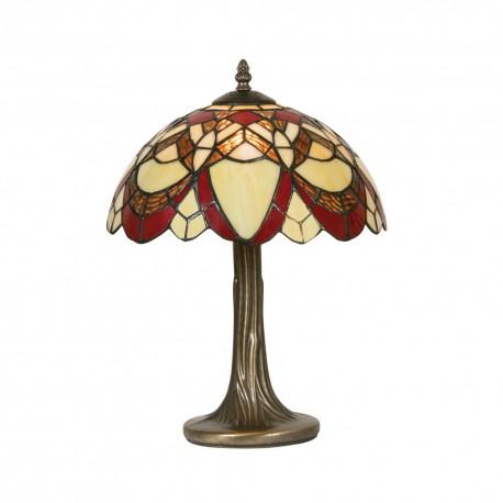 "Caius Tiffany Table Lamp 12"""