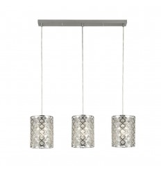 Tennessee 3 Light Pendant Light