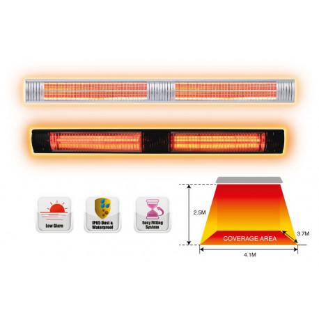 3kw Infrared Patio Heater