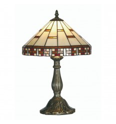 Aremisia Tiffany Table Lamp 12""