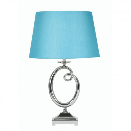 Kaylas Table Lamp Chrome