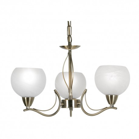 Luanda 3 Light Pendant