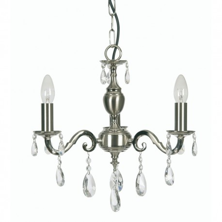 Risborough 3 Light Pendant