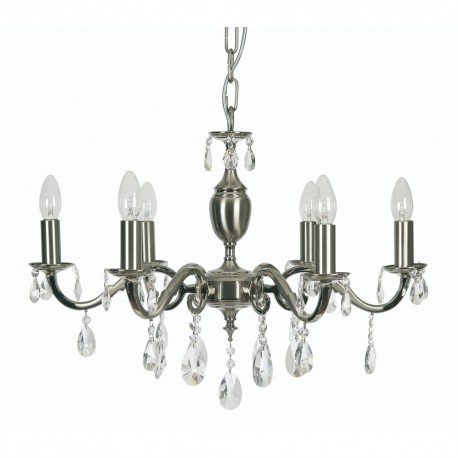 Risborough 6 Light Pendant