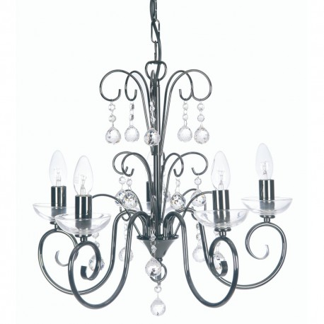 Atanea 5 Light Pendant